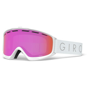 Giro Index Masque, white core light/amber pink